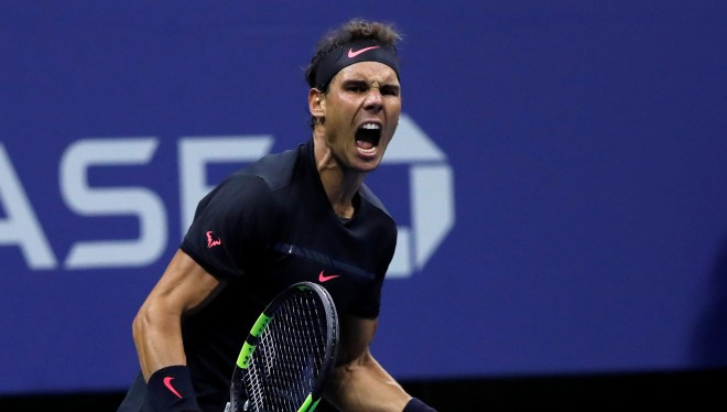 Nadals salauž brīnumaino Del Potro, finālā tiksies ar debitantu Andersonu
