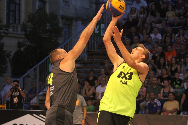 Nauris Miezis sasniedz rekordaugsto 14. vietu FIBA 3x3 basketbola Pasaules rangā