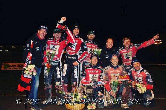 Andžejs Ļebedevs - Zviedrijas čempions!