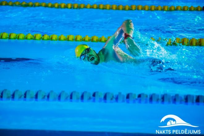 Nedēļas nogalē Rīgā norisināsies Latvijas čempionāts 25m peldbaseinā
