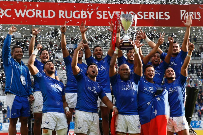 Samoa regbija savienība bankrotē, Anglija sniegs atbalstu