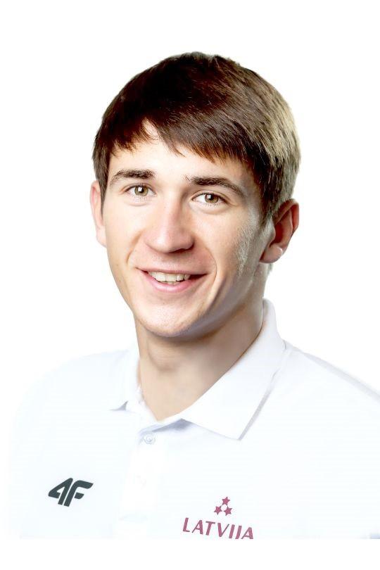 Andrejs <br>RASTORGUJEVS