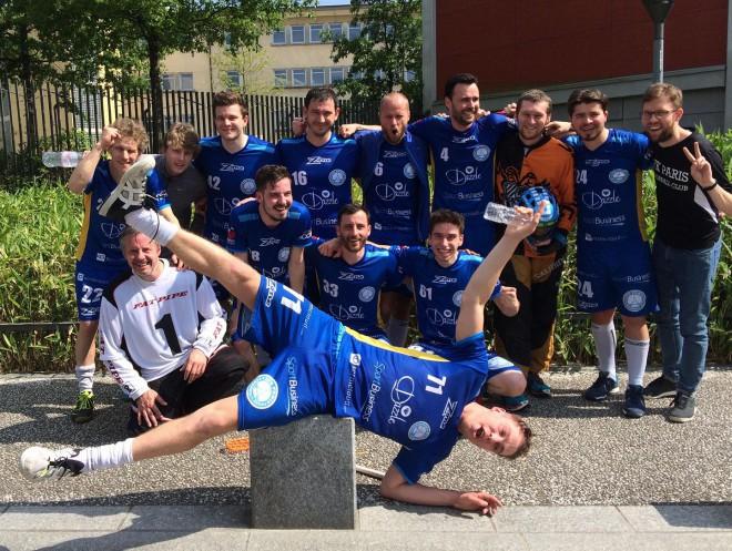 """Meldera """"IFK Paris"""" iekļūst Francijas līgas finālā"""