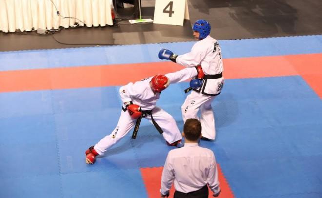 Latvijas komandai zelta medaļa šī gada Eiropas taekvondo ITF čempionātā