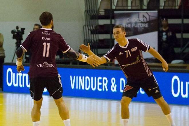 """Latvija apspēlē turkus, izcīnot pirmo uzvaru """"Adriatic Cup"""""""