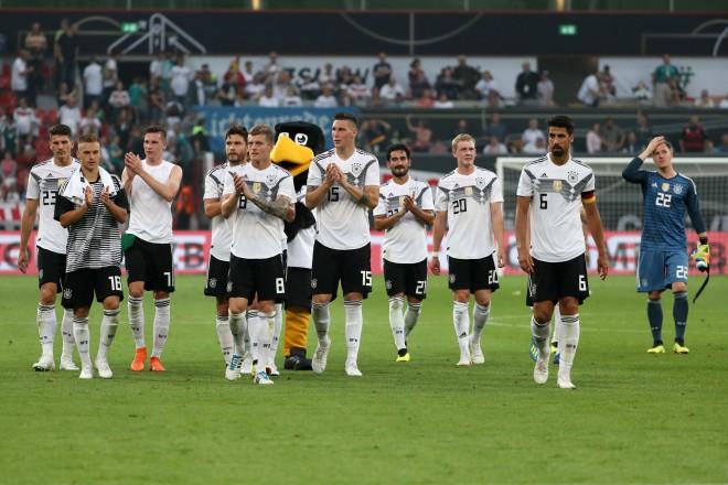 F grupa: Vācija, Meksika, Zviedrija, Dienvidkoreja
