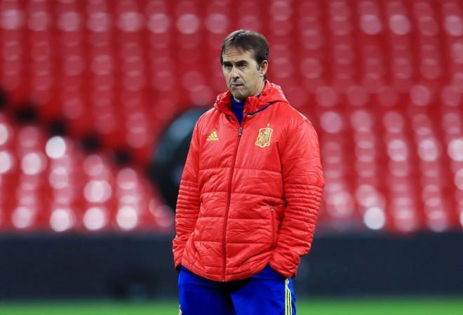 Spānija dienu pirms Pasaules kausa atlaiž galveno treneri