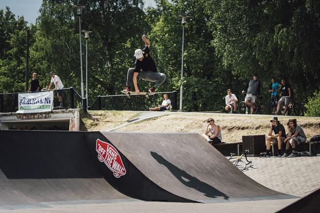 """""""Vans"""" Latvijas Skeitborda līgas '18 otrā posma atskats"""