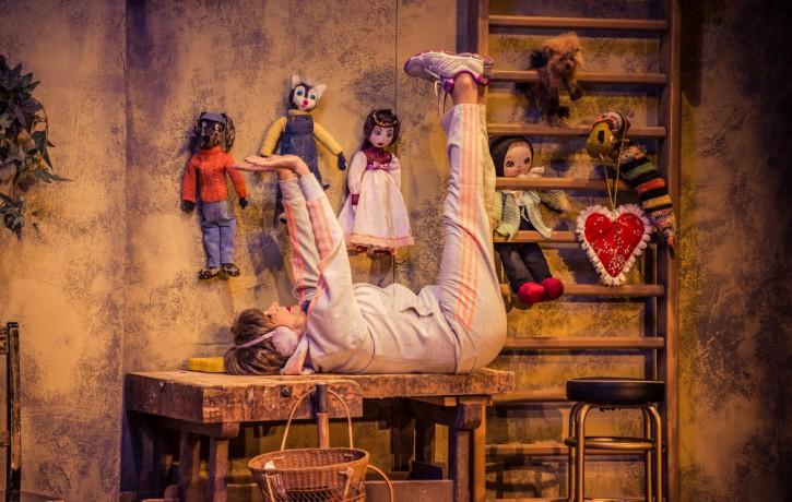 Janvārī Dailes teātris viesosies Siguldā un Ventspilī