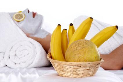 Banānu sejas maskas pavasarim mājas apstākļos