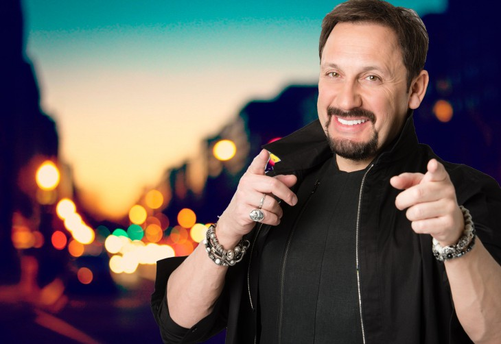 Rīgā uzstāsies krievu dziedātājs Stass Mihailovs