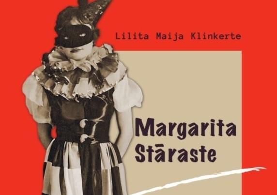 """Klajā nākusi Margaritas Stārastes meitas grāmata """"Margarita Stāraste. Post Scriptum"""""""