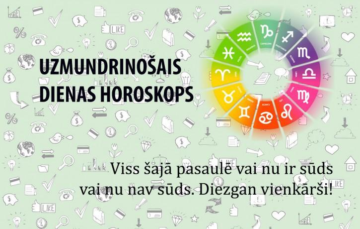 Horoskopi veiksmīgai dienai 15. maijam