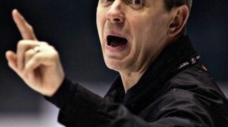 Bijušais ''Senators'' galvenais treneris Kreigs Hartsburgs Foto: SCANPIX SWEDEN