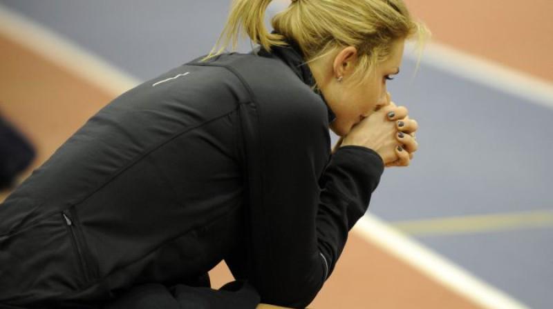 Ineta Radeviča. Foto: Romāns Kokšarovs, Sporta Avīze