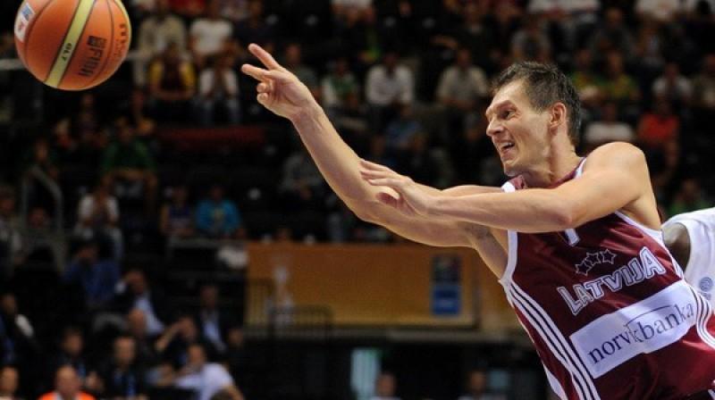 """Jānis Blūms Foto: Romāns Kokšarovs, """"Sporta Avīze"""", f64"""