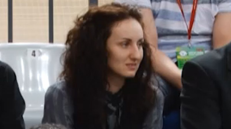 Tatjana Vasiļjeva  Foto: no daugavpils.lv video