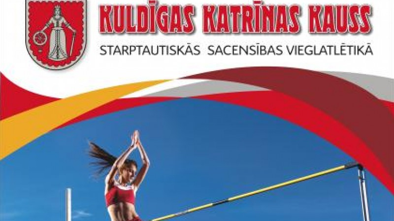 Kuldīgas Katrīnas kauss  Foto: kuldigasports.lv