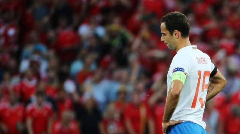 """Romans Širokovs """"Euro 2016"""" laikā  Foto: TASS/Scanpix"""