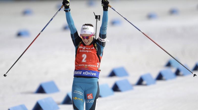 Anaisa Ševaljē Foto: AP