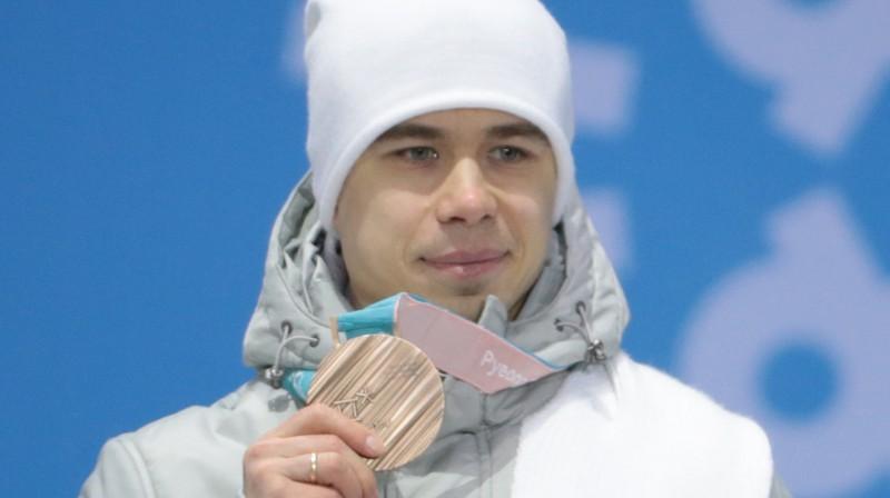 Semjons Jeļistratovs Foto: TASS / Scanpix