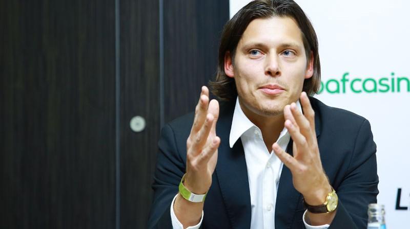 Kārlis Lejnieks. Foto: Dmitrijs Suļžics/f64