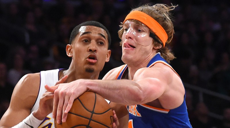Rons Beikers Foto: USA Today Sports/Scanpix