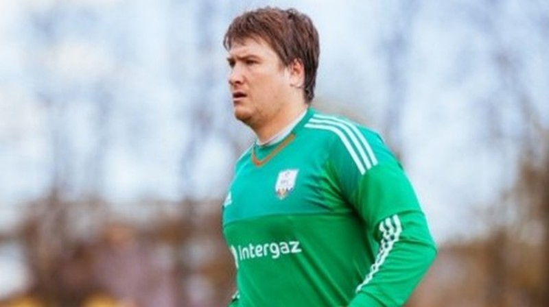 """Aleksandrs Vlasovs savulaik pats spēlēja BFC """"Daugavpils"""". Foto: Raitis Supe, jelgavasvestnesis.lv"""