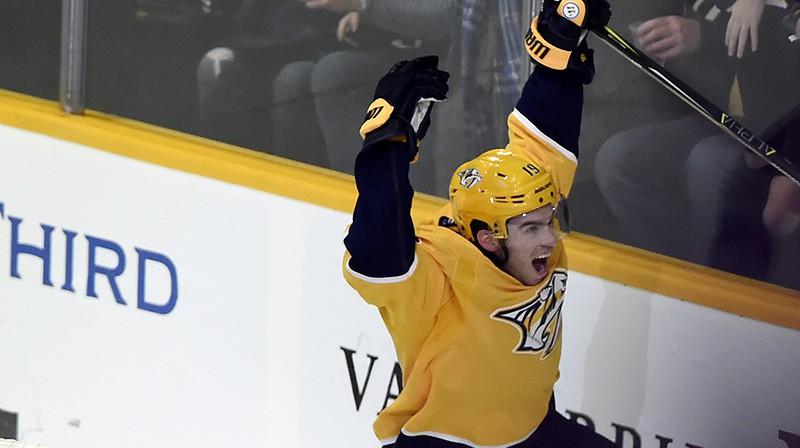 Kalle Jarnkruks. Foto: AP/Scanpix
