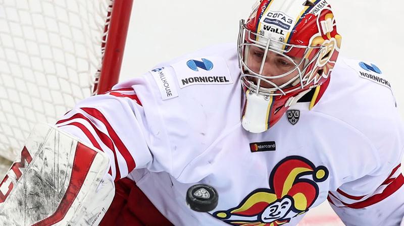 Jānis Kalniņš. Foto: TASS/Scanpix