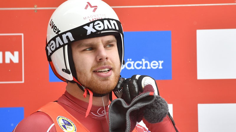 Kristers Aparjods. Foto: Romāns Kokšarovs/f64