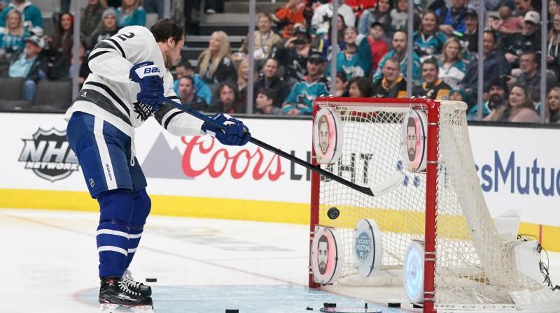 Ostons Metjūzs līgas Zvaigžņu spēlē. Foto: USA Today Sports/Scanpix