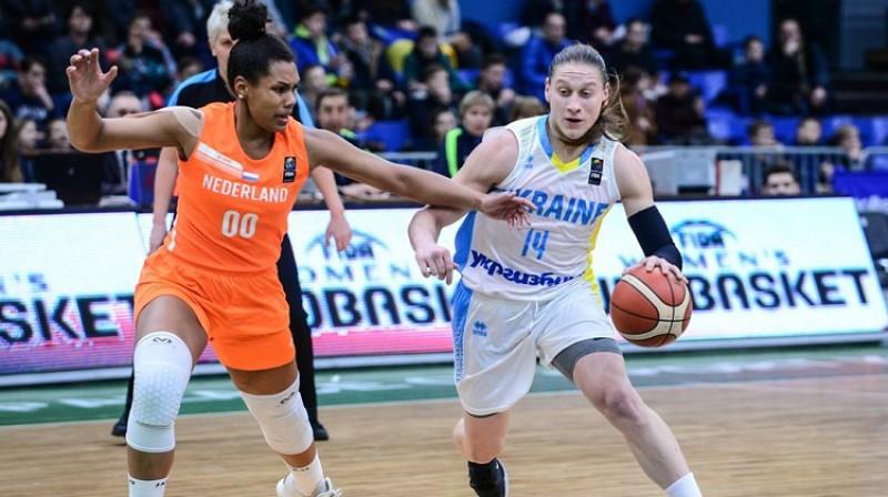 Aļina Jagupova. Foto: FIBA
