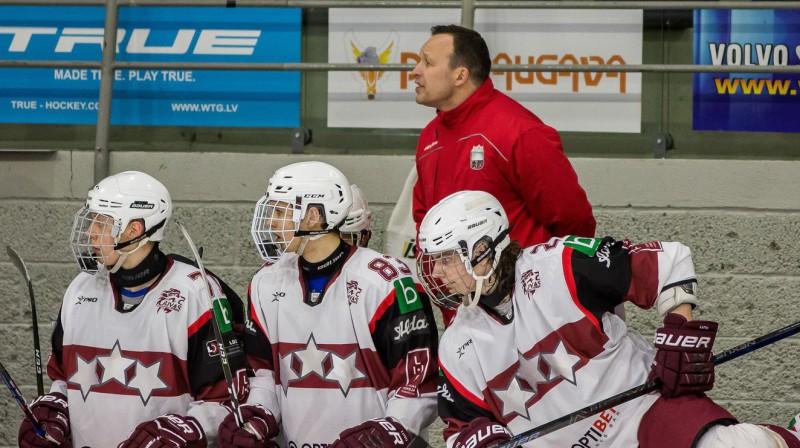 Oļegs Sorokins. Foto: Guntis Lazdāns, LHF