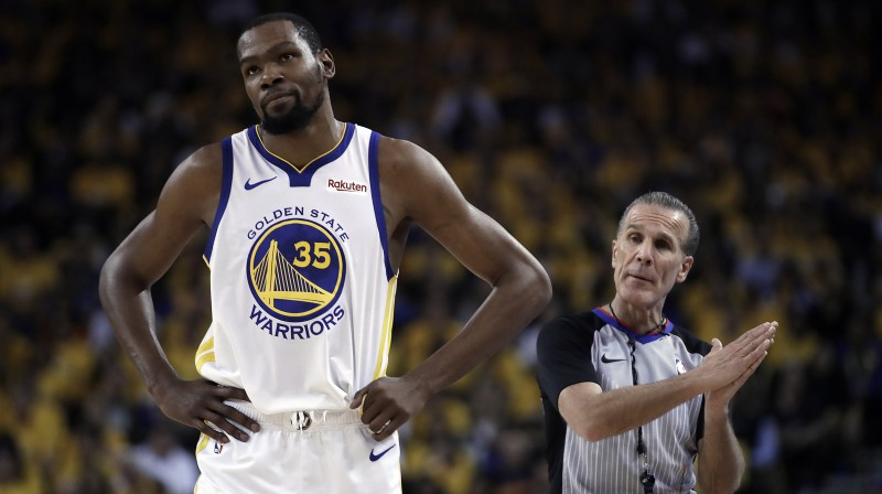 Kevins Durents. Foto: AP/Scanpix