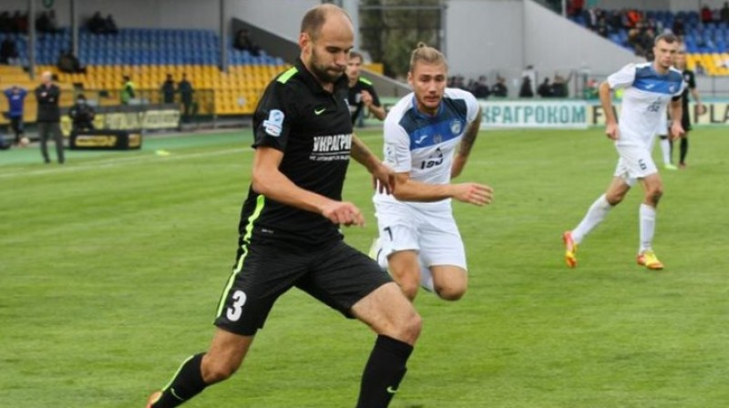 Staņislavs Mikicejs. Foto: fco.com.ua