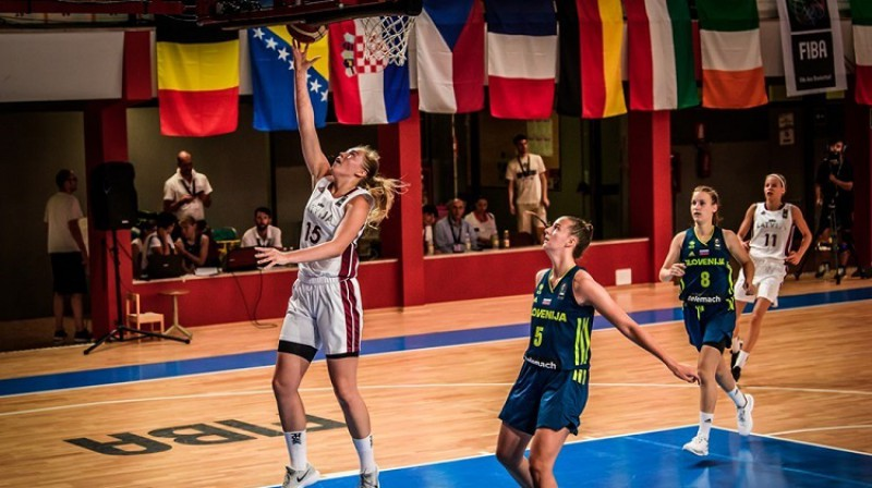 Alise Markova. Foto: FIBA
