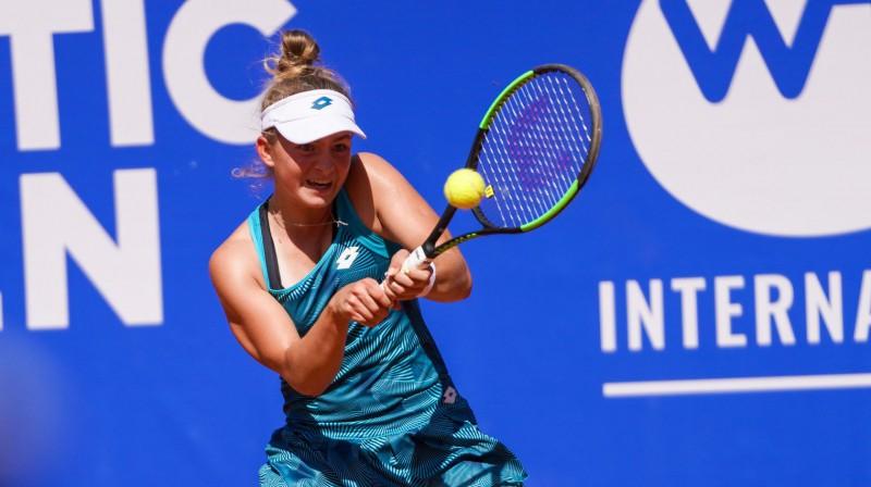 Daniela Vismane. Foto: Baltic Open