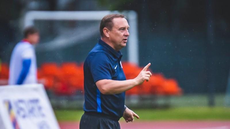 "Oļegs Kubarevs. Foto: Nora Krevņeva-Baibakova, FK ""Jelgava"""