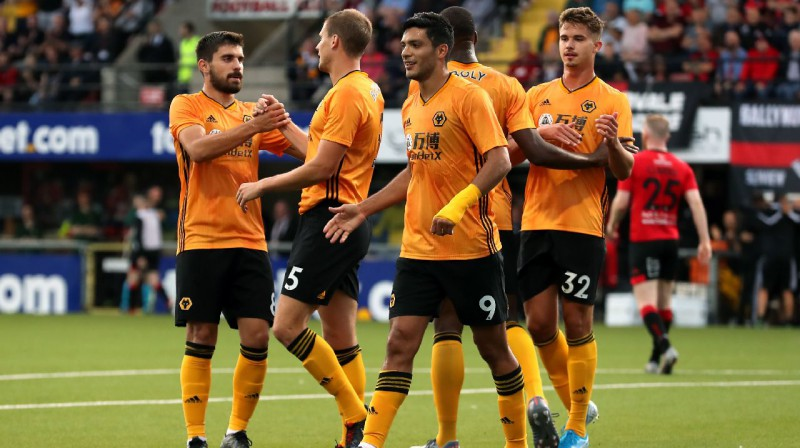 """Wolverhampton Wanderers"". Foto: EReuters / Scanpix"