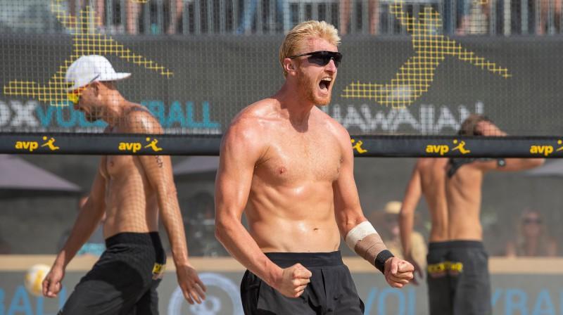 Čeiss Badingers. Foto: sports.yahoo.com