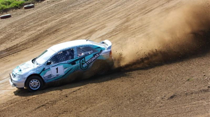 Ritvars Kārkliņš. Foto: Autocross.lv