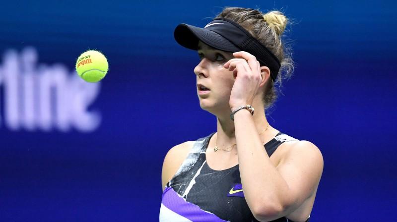 Eļina Svitoļina. Foto: AFP/Scanpix