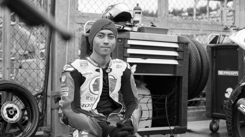 Afridza Munandars. Foto: MotoGP