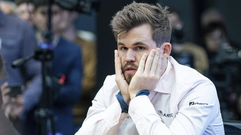 Magnuss Kārlsens. Foto: AP/Scanpix