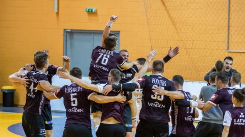 Latvijas handbola izlase  Foto: Raivo Sarelainens, handball.lv