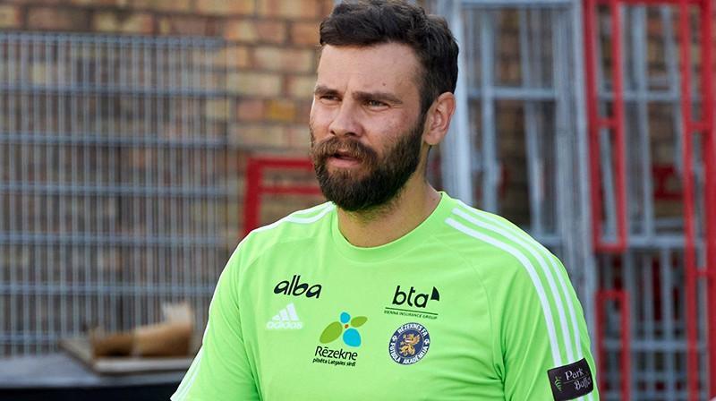 Edgars Gauračs vēl vienu pēdējo spēli aizvadīja dzimtās pilsētas komandā.