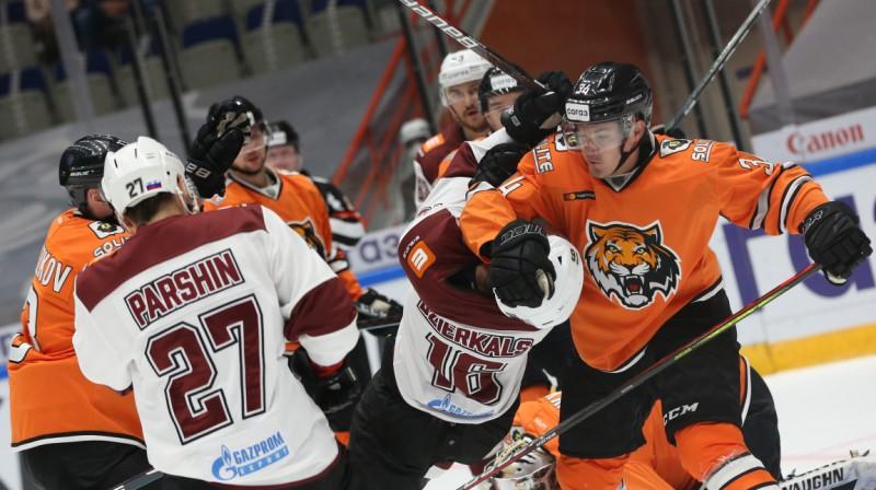 Foto: HC Amur / dinamoriga.lv