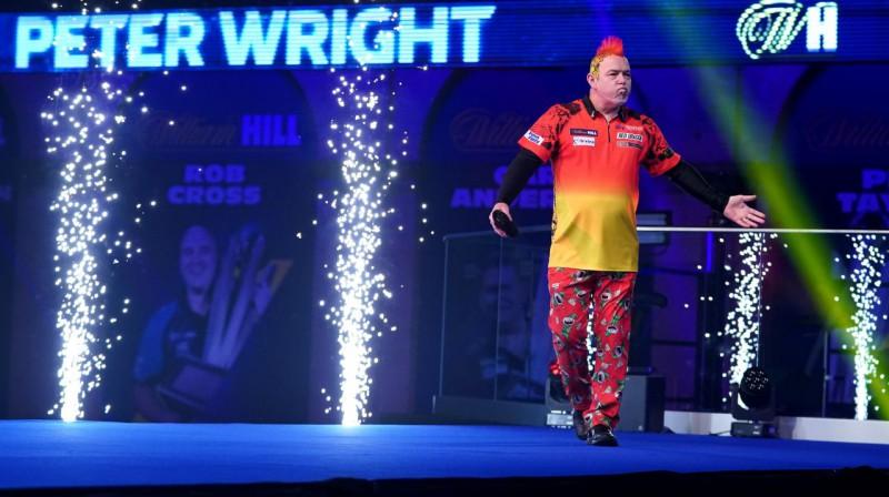 Pīters Raits čempionu pilnvaras nolicis. Foto: PA Wire/PA Images/Scanpix