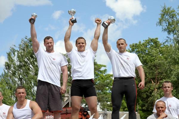 LSAF Baker Amatieru čempionāta Ogres posmā uzvar Sokolovs